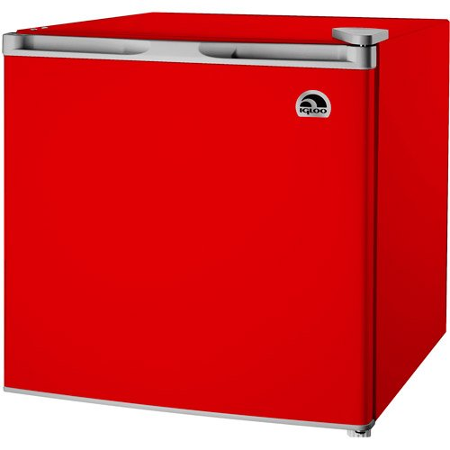Igloo 1.7 cu ft Refrigerator RED hot new color