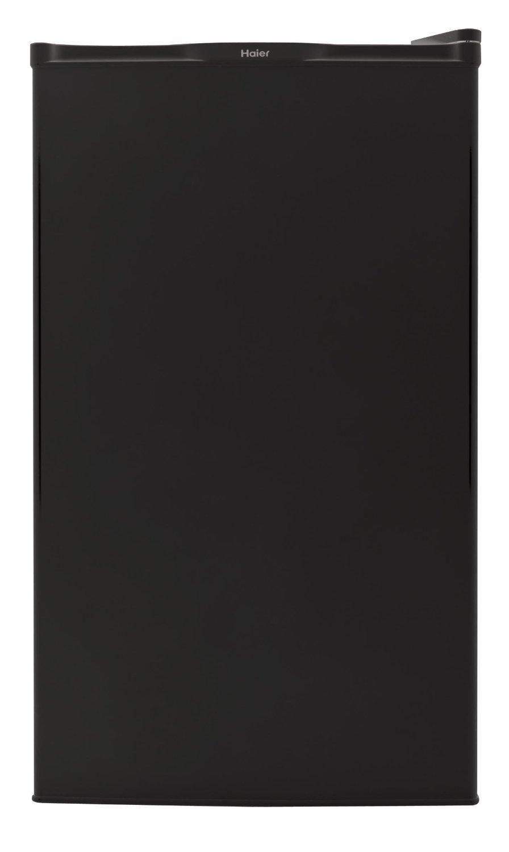 Haier HC40SG42SB 4 Cubic Feet Refrigerator/Freezer, Black