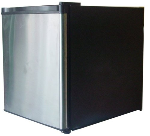 Igloo FR180 1.6-Cu-Ft Stainless Steel Door Refrigerator