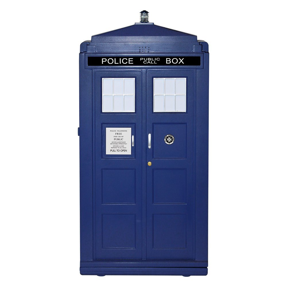 Doctor Who Tardis Mini Fridge
