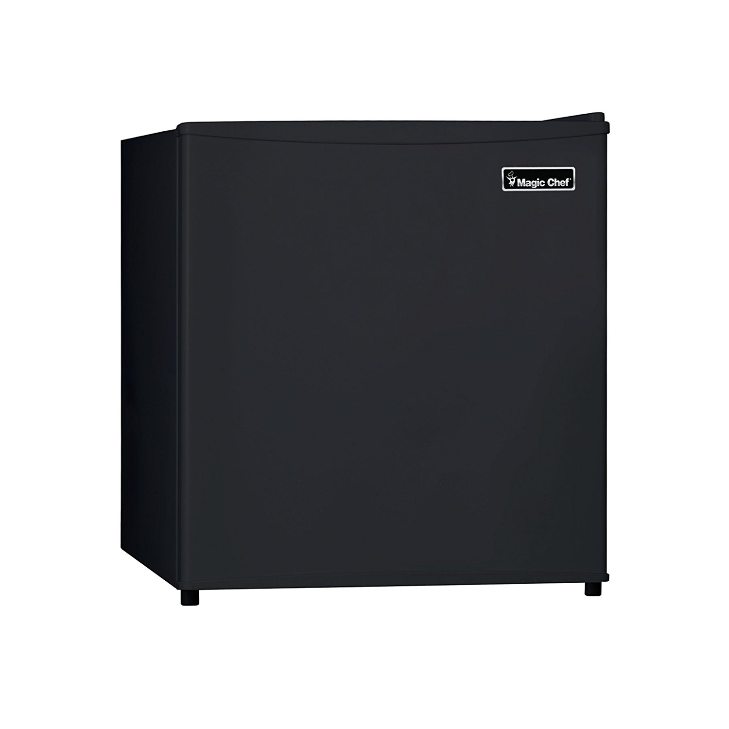 Magic Chef MCBR160B2 Refrigerator, 1.6 cu. ft., Black