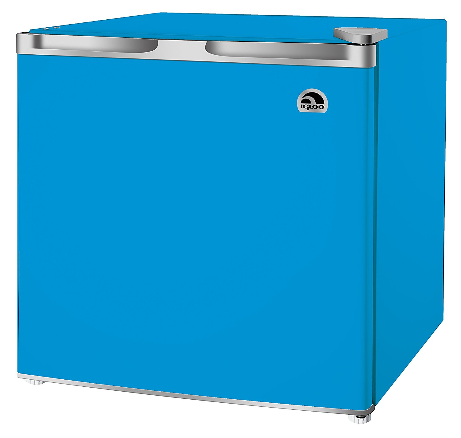 RCA 1.6-1.7 Cubic Foot Fridge, Blue