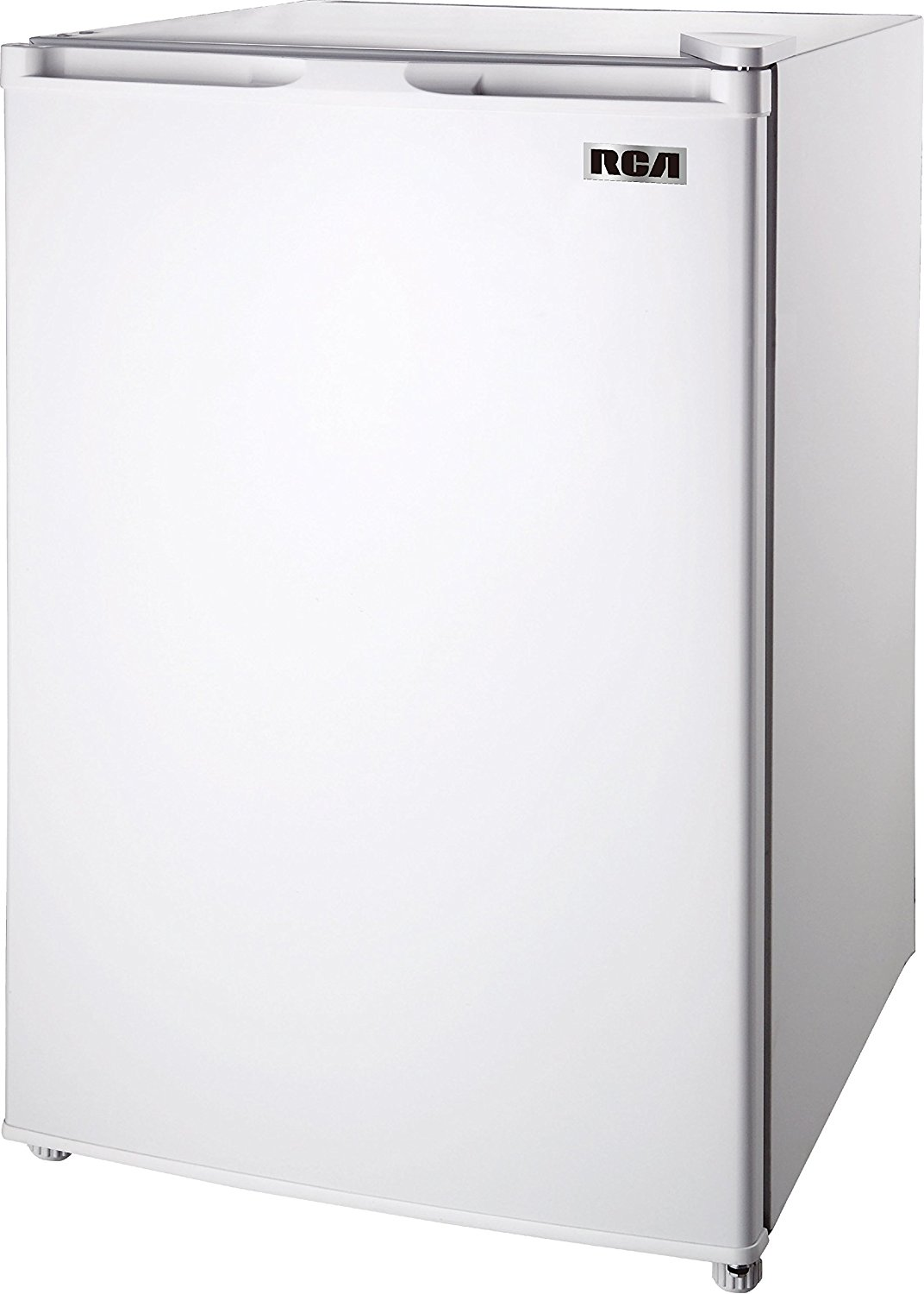 RCA RFR440-White Fridge, 4.5 Cubic Feet, White