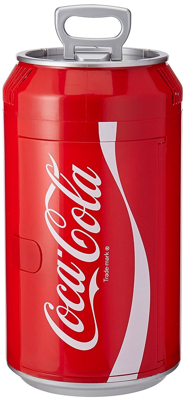 Coca Cola CC06 Fridge, Mini, Red