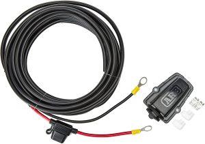 ARB 10900027 ARB Fridge Freezer Wiring Kit And Threaded Socket Mount